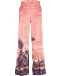Pinko Trouser - Pink