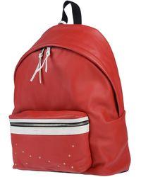 Saint Laurent Backpacks & Fanny Packs - Red