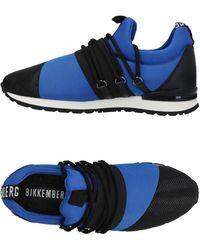 Bikkembergs Trainers - Blue