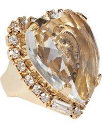 Rosantica Ring - White