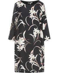 La Fee Maraboutee Short Dress - Black