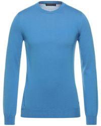 Trussardi Pullover - Blau