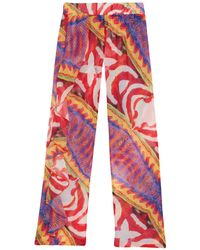 Just Cavalli - Beach Shorts And Trousers - Lyst