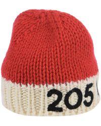 CALVIN KLEIN 205W39NYC Hat - Red