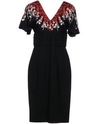 L'Wren Scott - Knee-length Dress - Lyst