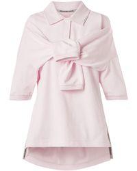 Alexander Wang Polo Shirt - Pink