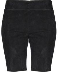 Jil Sander Bermuda Shorts - Black