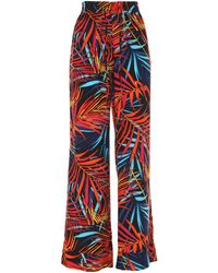 MY TWIN Twinset Casual Trouser - Black