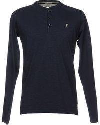 Virtus Palestre T-shirt - Blu