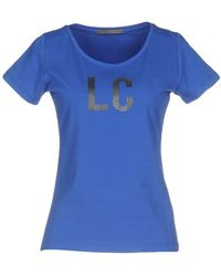 Les Copains - T-shirts - Lyst