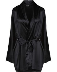 DSquared² Dressing Gown - Black