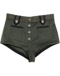 Miu Miu Shorts - Green
