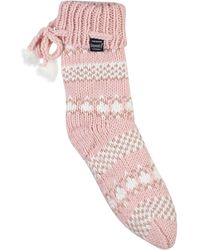 Superdry Short Socks - Pink