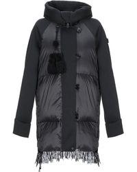 Peuterey Down Jacket - Black