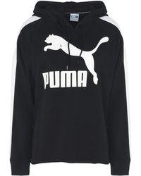 PUMA Sweatshirt - Black