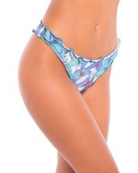 Just Cavalli Bikini Bottom - Blue