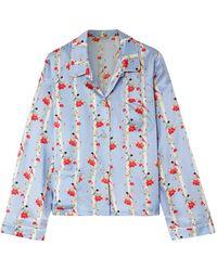 Morgan Lane Pyjama - Bleu