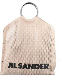 Jil Sander Handbag - Natural