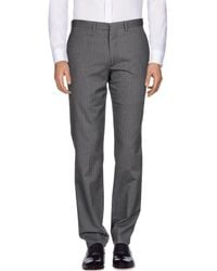 Piombo - Casual Trouser - Lyst