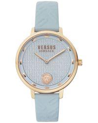 Versus - Armbanduhr - Lyst