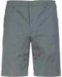 Maison Kitsuné Bermuda Shorts - Grey