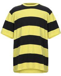 Stussy T-shirt - Jaune