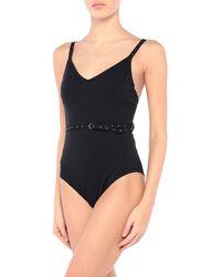 Maison Lejaby One-piece Swimsuit - Black