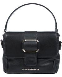 Piquadro Handbag - Black