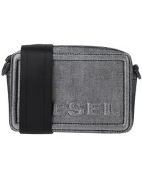 DIESEL Handbag - Metallic