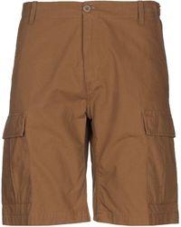 Carhartt Bermuda Shorts - Brown