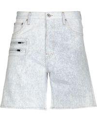 Just Cavalli Denim Shorts - Blue