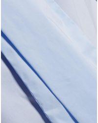 Iris & Ink Camisa - Azul