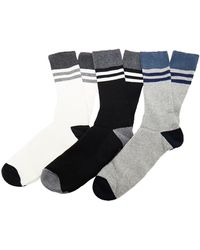 8 by YOOX Socks & Hosiery - Black