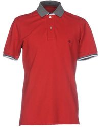 Fay Polo Shirt - Red