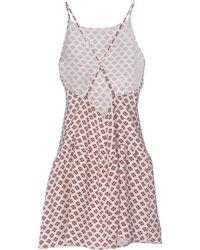 Goldie London - Short Dress - Lyst