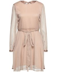 MEISÏE Robe courte - Neutre