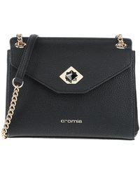 Cromia Cross-body Bag - Black