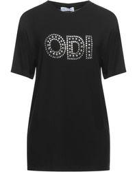 Odi Et Amo Camiseta - Negro