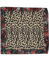 Maison Scotch - Square Scarves - Lyst