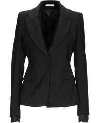 Isabel Benenato Suit Jacket - Black
