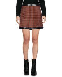 Philosophy Di Lorenzo Serafini - Mini Skirt - Lyst