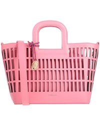 Pomikaki Cross-body Bag - Pink