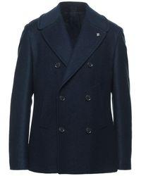 Lubiam Coat - Blue