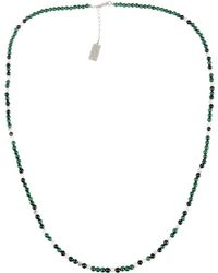 White Mountaineering - Necklace - Lyst