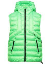DIESEL Down Jacket - Green