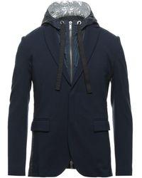 Iceberg Suit Jacket - Blue