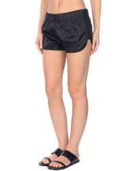 Versace Beach Shorts And Pants - Black