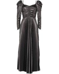 Beatrice B. Long Dress - Black