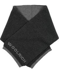 Woolrich - Oblong Scarf - Lyst