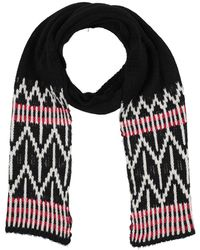 Replay Scarf - Black